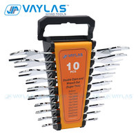 Llave de extremo abierto Universal de 6-32mm, 3mm, ultrafina, de doble cabeza, para llaves inglesas de eje de transmisión, conjunto de herramientas manuales de reparación