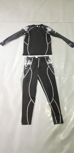 Camisetas de Corrida conjunto execução collants