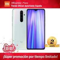 Redmi Note 8 Pro (128GB ROM con 6GB RAM, Cámara de 64 MP, Android, Nuevo, Móvil) [Teléfono Móvil Versión Global para España] note8pro