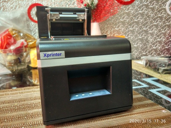 New arrived 80mm auto cutter thermal receipt printer POS printer with usb/Ethernet/bluetoot for Hotel/Kitchen/Restaurant pos printer receipt printerthermal receipt printer - AliExpress