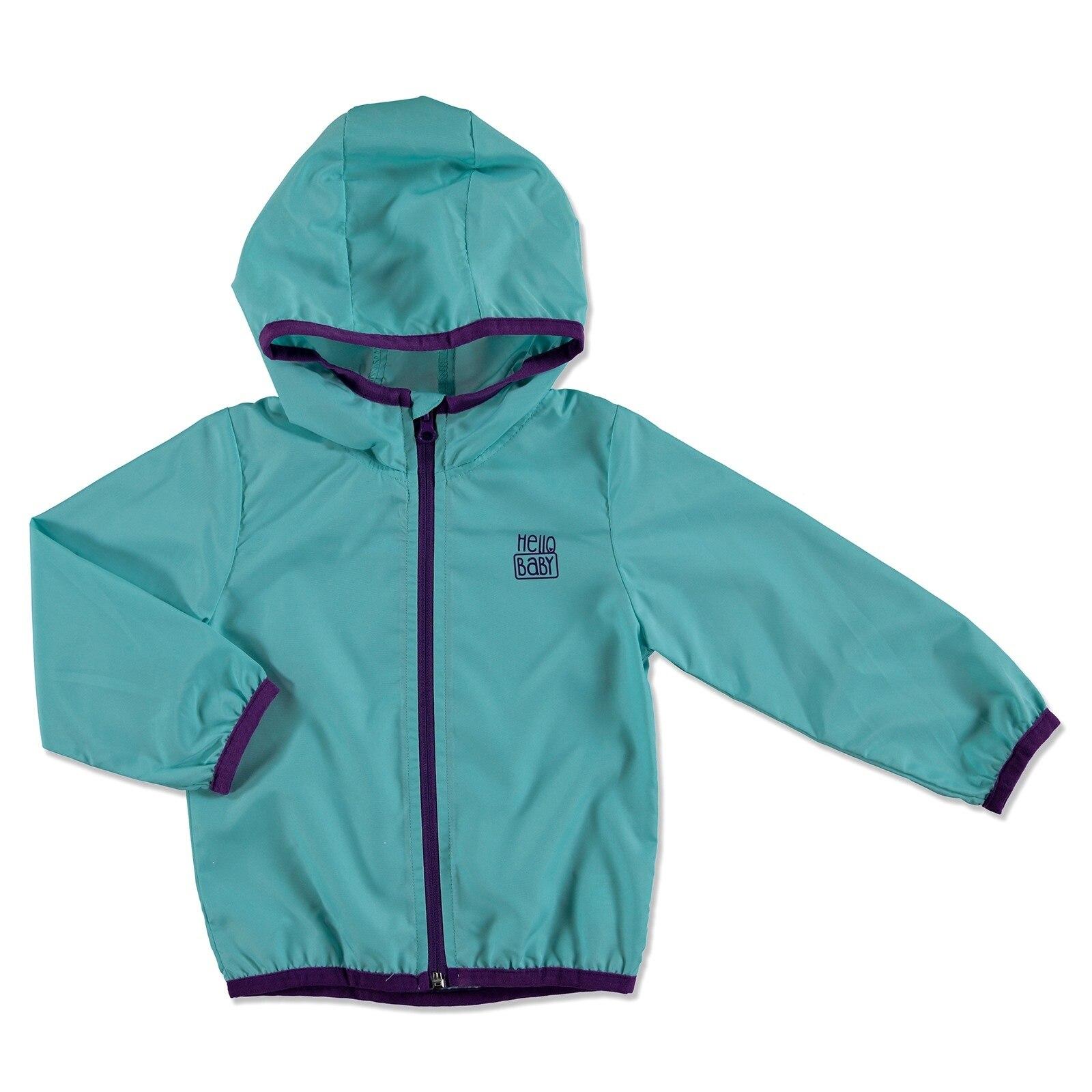 Ebebek HelloBaby Basic Baby Rain Coat