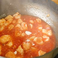 番茄龙利鱼,肉质滑嫩,酸甜可口的做法图解10