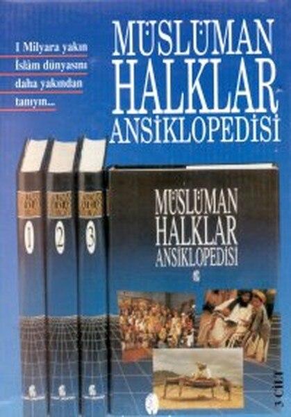 Muslim Peoples Encyclopedia Of 3 Volume Set Akif Emre Human Publications (TURKISH)