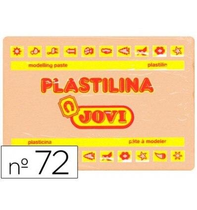 PLASTICINE JOVI 72 MEAT-UNIT-BIG SIZE 15 Units