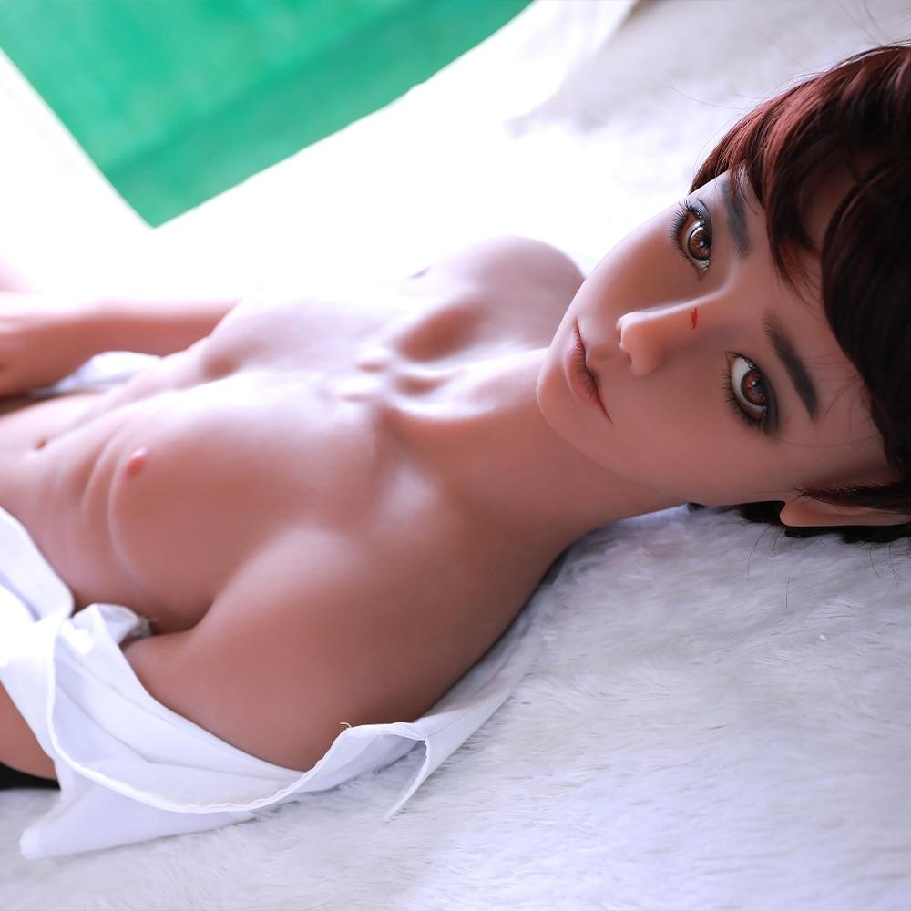 Гомосексуальный мужской секс куклы для Для мужчин 140 см секс куклы пенис японский из настоящего силикона, мателлическая основа взрослая игр...