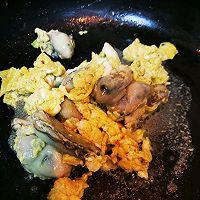 生蚝溜黄菜的做法图解8