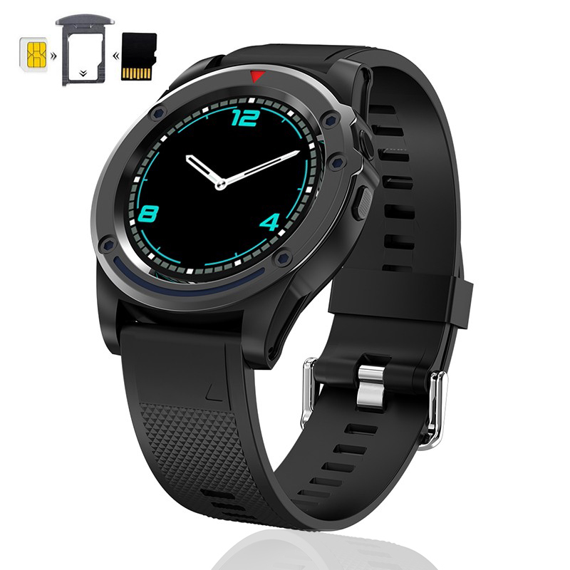 Smart Watch Pressure Measurement Fitness Tracker Round Watches SIM TF Card Dial Call Camera Bluetooth Reminder Smart Watch Phone