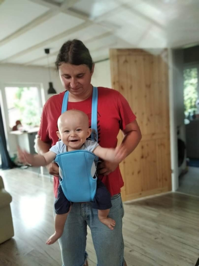 2 30 Months Breathable Front Facing Baby Carrier Comfortable Sling Backpack Pouch Wrap Baby Kangaroo Adjustable Safety Carrier|Backpacks & Carriers|   - AliExpress