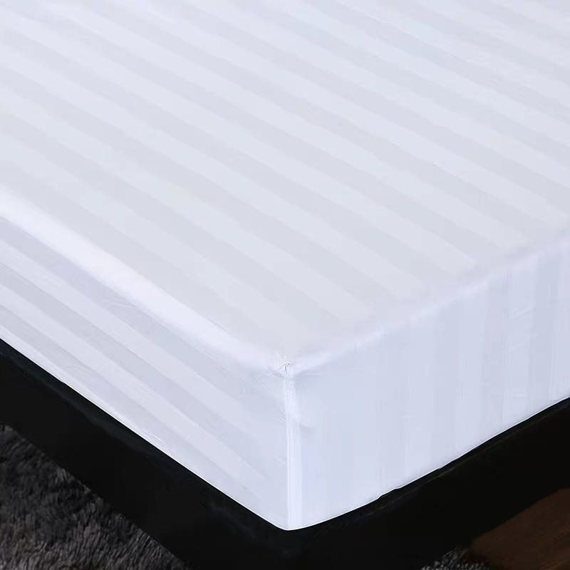 Mattress Cover zipper Closure on 3 sides for 90 bed 105 135 and 150 100 Polyester