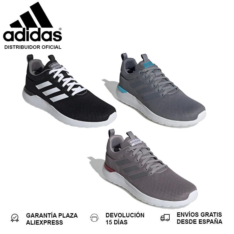 Adidas Lite Racer CLN, Zapatillas Running Unisex, Cierre cordones, Parte Superior Malla, Cloudfoam, OrthoLite NUEVO ORIGINAL Zapatillas de correr  - AliExpress