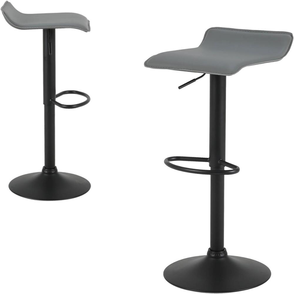 2PCS/Set Height-adjustable Bar Stools Bistro Stools Leather Designer Stools Chair Modern Living Room Furniture Bar Accessories