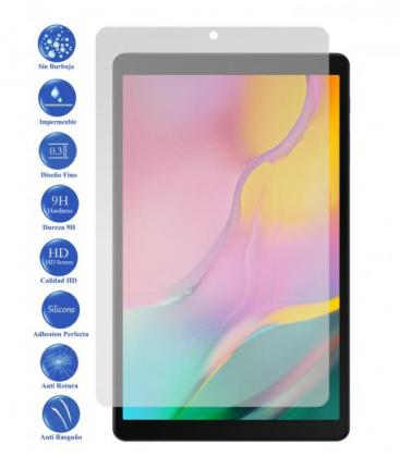 Protector De Pantalla Cristal Templado Vidrio Para Galaxy Tab A 10.1 T510 T515