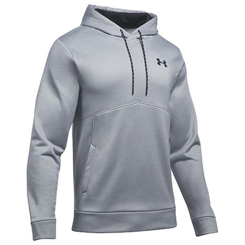 Men's Hoodie Under Armour 1280729-026 Grey (Size l - us)