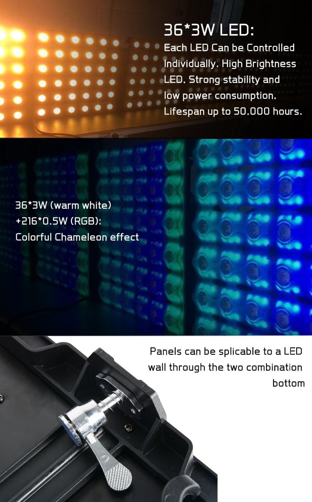 led par light