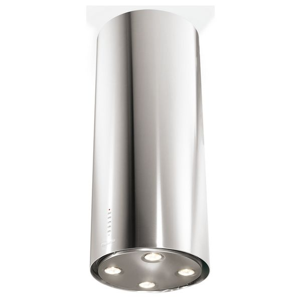 Conventional Hood Mepamsa CYLINDRAISLAPRO 37 Cm 650 M³/h 254W A Stainless Steel