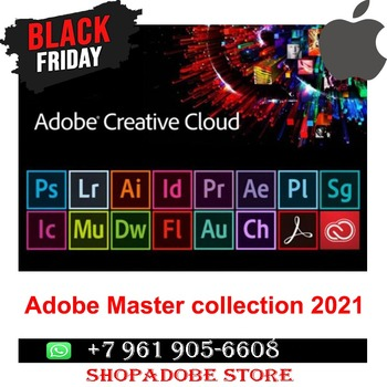 Adobe Master Collection CC 2020|Windows AND MAC Full Version | Lifetime Activation |Fast Deliver