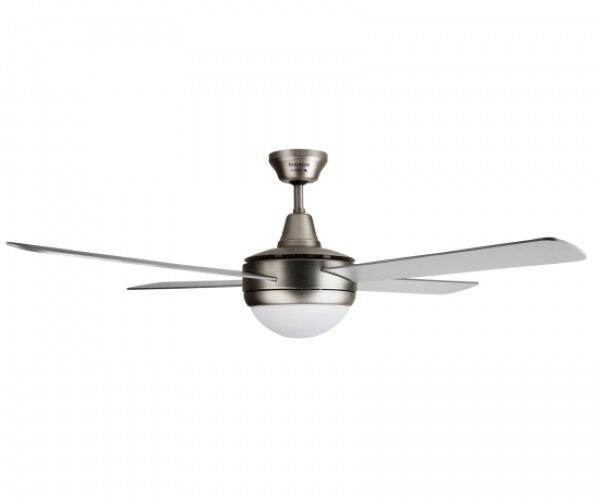 Ev Aletleri'ten Fanlar'de Tavan vantilatörü ışık Taurus FRESKO4B 70W (Ø 132 cm) Metal