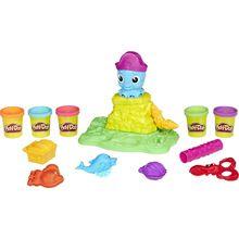 Play-Doh Octopus Model Clay Dough Slime Kids Toy Set DIY Craft Player Game Fun Educational Montessori Imagination Sea Creatures