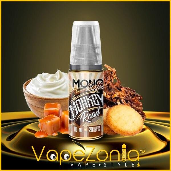 MONO SALTS MONKEY ROAD 20 Mg 10 Ml