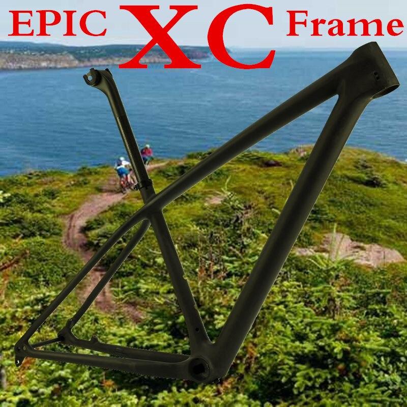 XC CROSS Country 29 Carbon-Mtb-Frame PF30 Made-In-taiwan Boost 148*12mm 27.5er Frame Disc-Brake-Frame Mountain-Bike Wheelset
