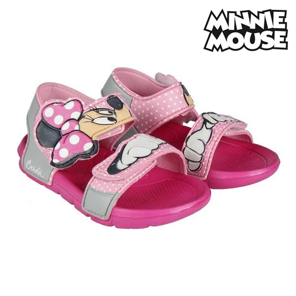 Beach Sandals Minnie Mouse 73057 Pink