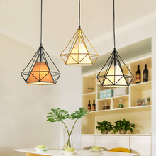 Modern Nordic pendant lights E27 LED industrial loft hanging lamps with 3 styles for living room hotel restaurant bedroom lobby