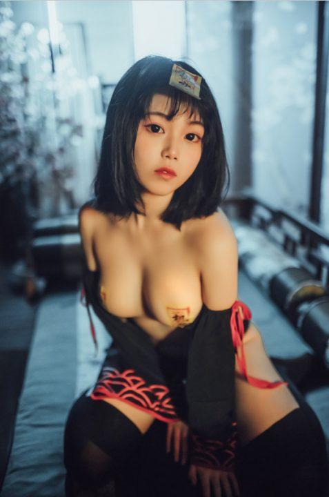 小鸟游六花cosplay图片