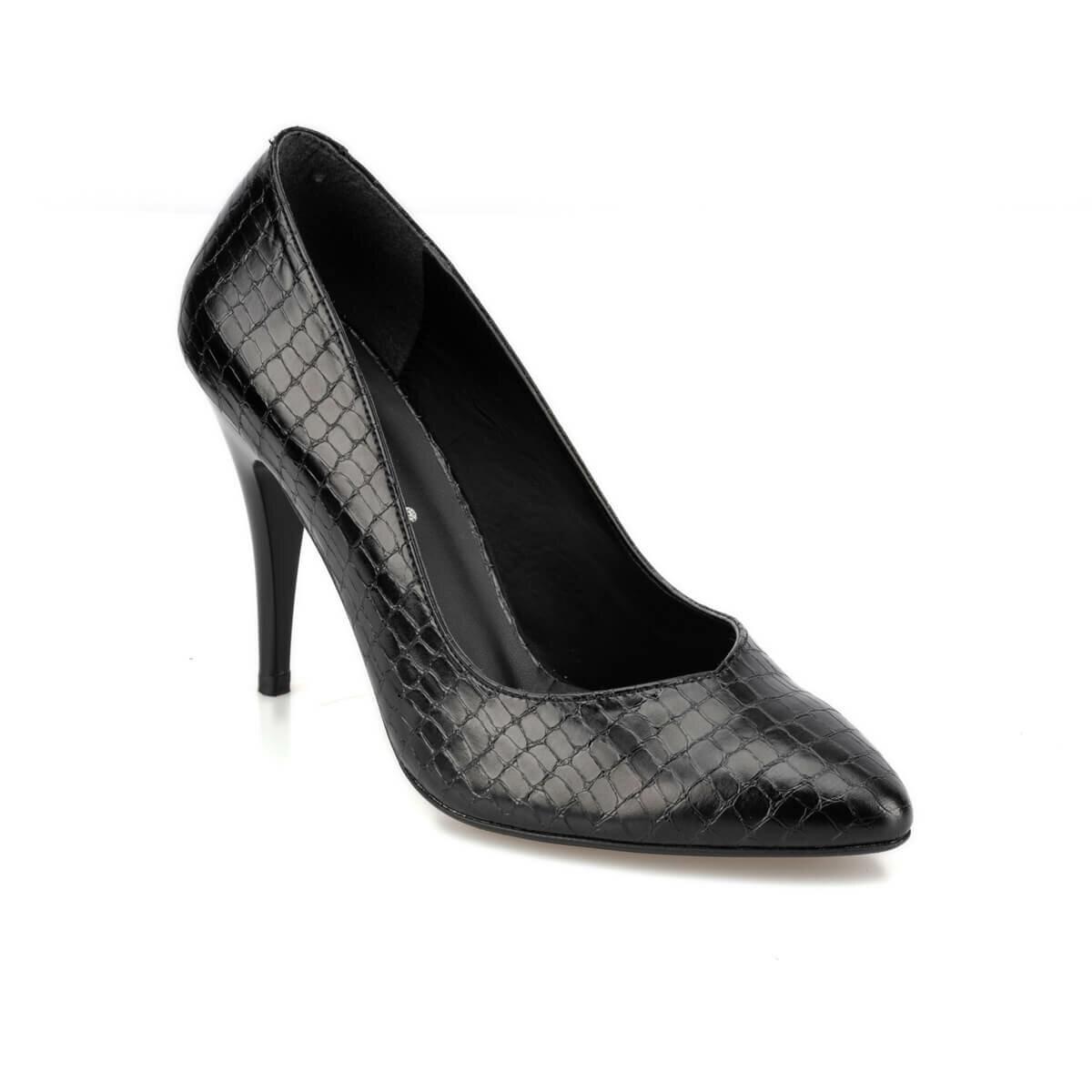 FLO 92.314118.Z Black Women Gova Shoes Polaris