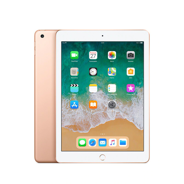 "Планшет Apple iPad Wi-Fi 9.7"" 128 ГБ (2018)"