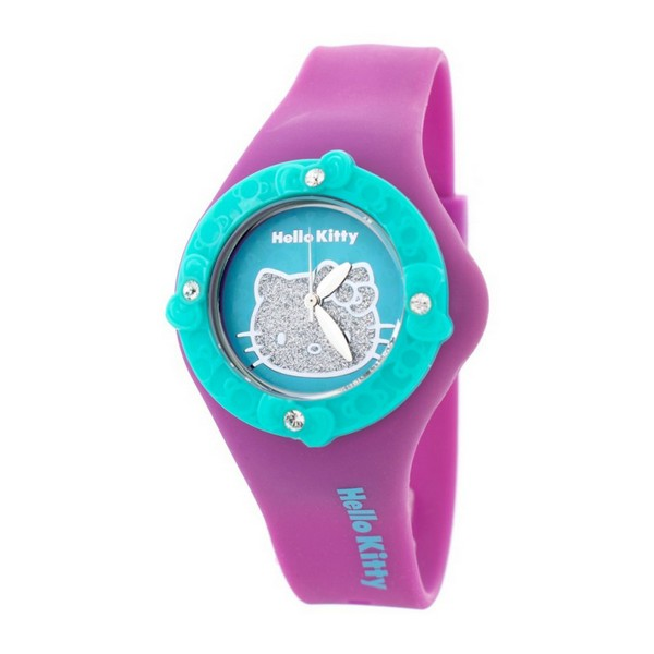 Infant's Watch Hello Kitty HK7158LS-05 (40 Mm)