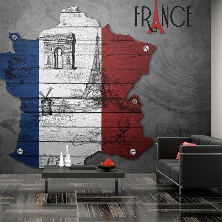 Photo Wallpaper-France (symbols)