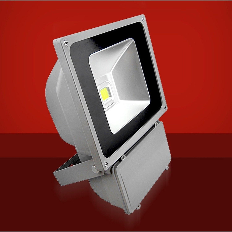 LED Spotlight Spotlight 70W 6500K Bright Light