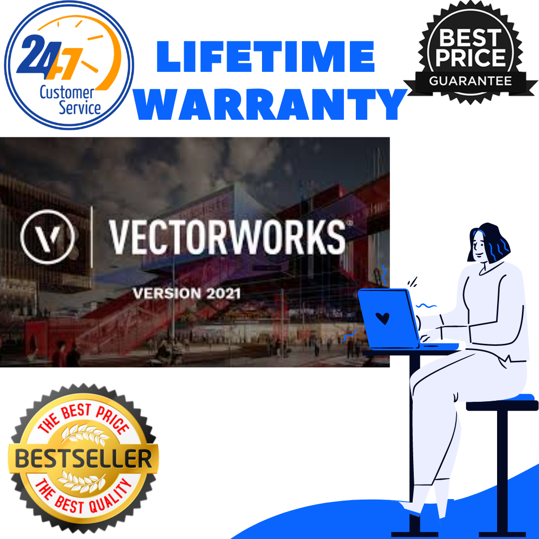 VectorWorks 20 SP20 Last Version 20 for WINDOWS & MAC   Full ...