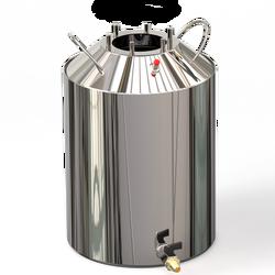 Distillation cube for moonshine