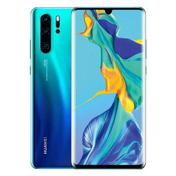Перейти на Алиэкспресс и купить Huawei P30 Pro 6 ГБ/128 ГБ Aurora с двумя сим-картами VOG-L29