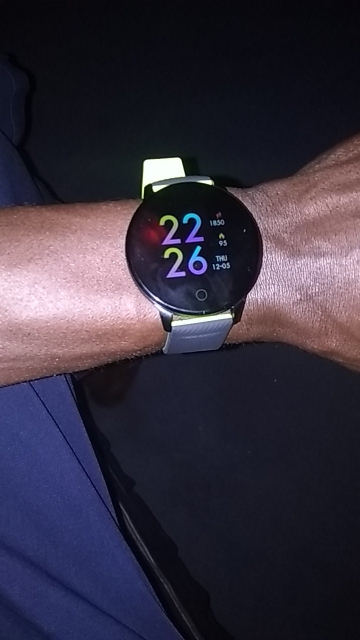 COLMI CY16 Sport Smart Watch Men IP67 Waterproof Slim Metal Body Fitness Tracker Heart Rate Monitor Clock Smartwatch|Smart Watches|   - AliExpress