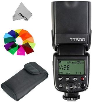 Godox TT600 Remote Manual 2.4GHz Speelite Flash For Canon Nikon Pentax Olympus