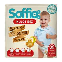 Soffio   Panty Diapers   All body sizes and numbers   Dry Panty Diapers   Disposable Panty Diapers   Quality   Trusted Brand   F