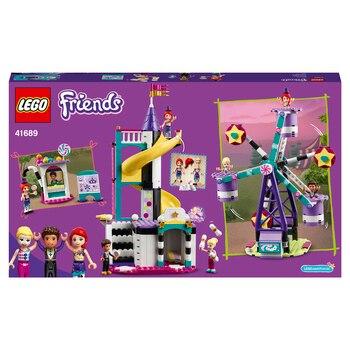 Конструктор LEGO Friends Волшебное колесо обозрения и горка 3