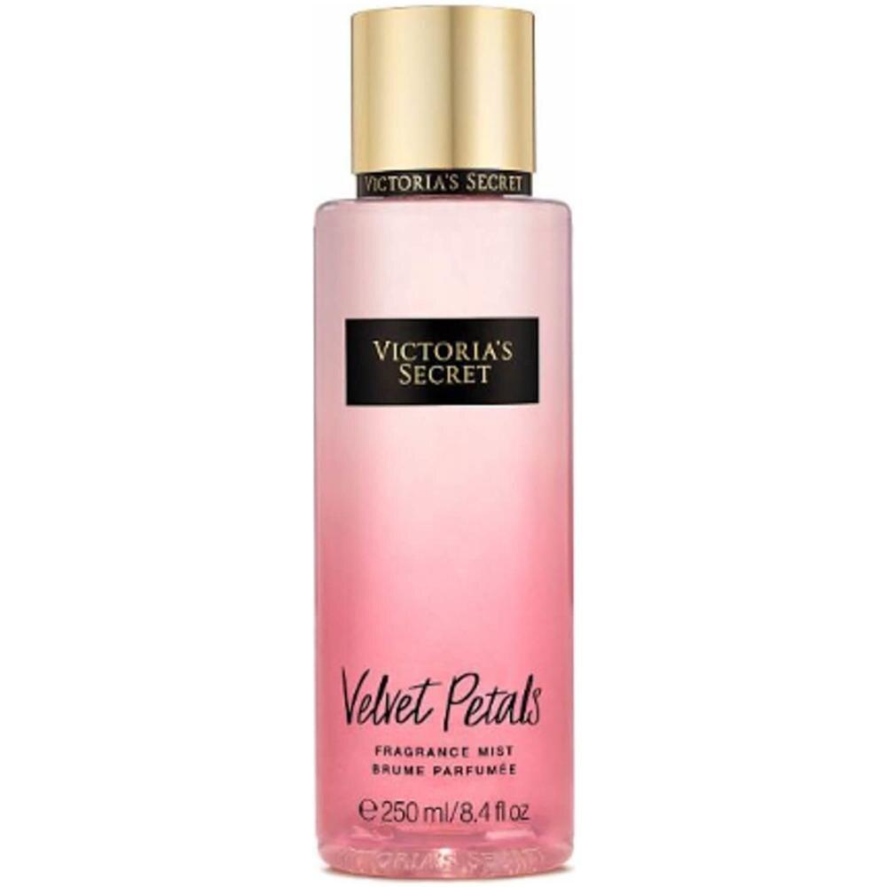 Victoria's Secret Velvet Petals Body Spray Mist 250 Ml Female Perfume Daily Use Fresh Antiperspirant Fragrance