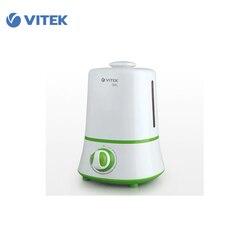 Luchtbevochtiger Vitek VT-2351 luchtbevochtiger led toetsenbord leds night smart home diffuser diffuser air