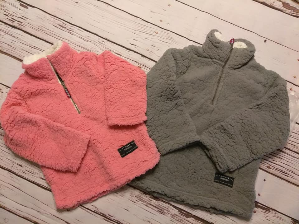 Image 3 - kids sherpa pullovers boys&girls jackets fall winter childrens coats-in Jackets & Coats from Mother & Kids
