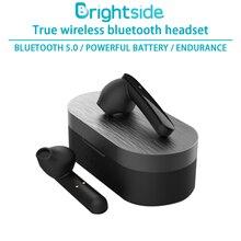 Brightside Bluetooth Hoofdtelefoon Draadloze Koptelefoon Bluetooth Tws Touch Control Sport Koptelefoon Noise Annuleren Gaming Hoofdtelefoon