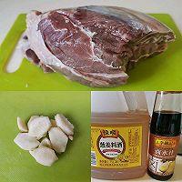 卤牛肉的做法图解1