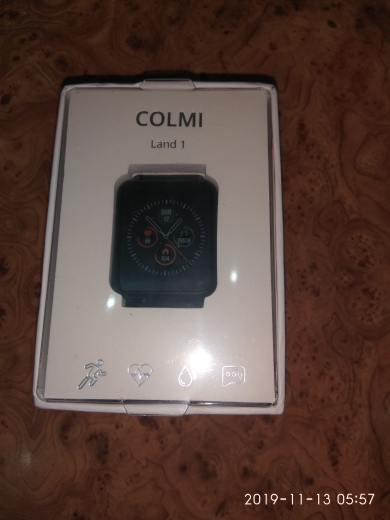 COLMI Land 1 Full Touch Screen IP68 Waterproof Smartwatch Support Multiple Sports Modes Heart Rate Monitoring for Men Women|s8 smart watch|smart watch|smart watch sport - AliExpress