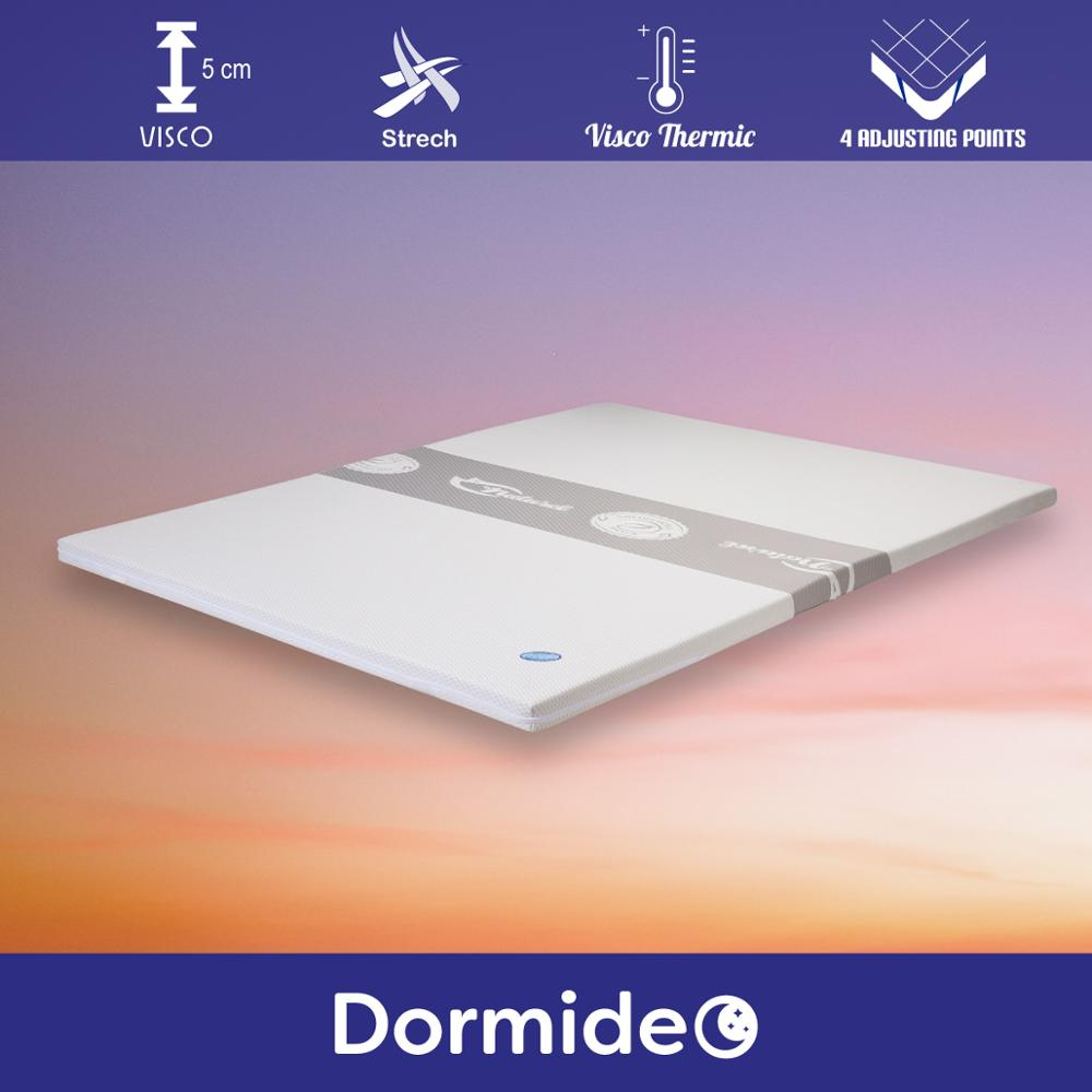 DORMIDEO Topper Memory Viscoelastic|Mattresses| |  - title=