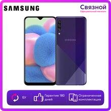 Уцененный телефон Samsung Galaxy A30s 4/64GB, Б/У, состояние отличное