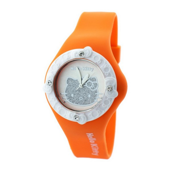 Infant's Watch Hello Kitty HK7158LS-02 (40 Mm)