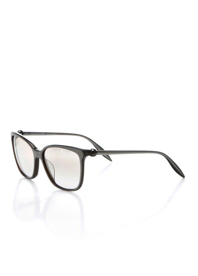 Women's sunglasses mz 010 06 bone gray organic 57-mila zegna baruffa