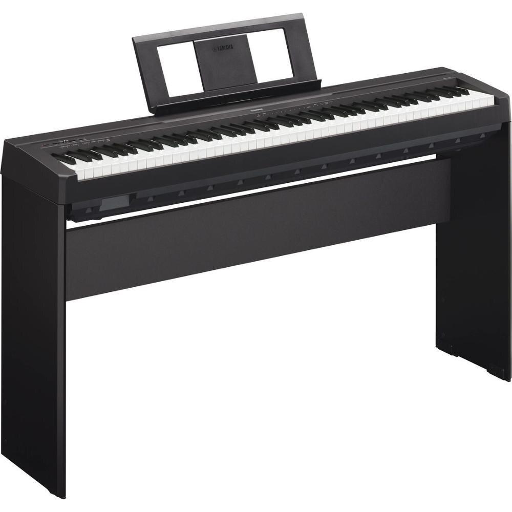 Цифровое пианино Yamaha P 45B деревянная стойка в комплекте|Пианино|   | АлиЭкспресс
